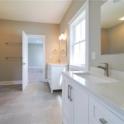 Parkwood Floor Plan, East Towne Village, Rock Hill, SC - Bathroom 2