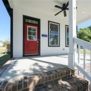 Parkwood Floor Plan, East Towne Village, Rock Hill, SC - Front Porch