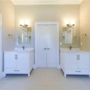 Parkwood Floor Plan, East Towne Village, Rock Hill, SC - Master Bath