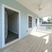 Montague Floor Plan, East Towne Village, Rock Hill, SC - Exterior - 2nd Floor Porch