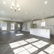 Montague Floor Plan, East Towne Village, Rock Hill, SC - Family Room 1