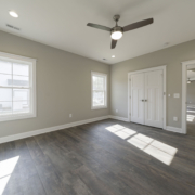 Montague Floor Plan, East Towne Village, Rock Hill, SC - Master Bedroom