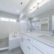 Montague Floor Plan, East Towne Village, Rock Hill, SC - Master Bath